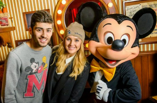 Zayn Malik [One Direction] Bakal Bernikah Di Disneyland