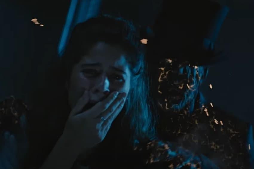 Вышел трейлер фильма ужасов The Mad Hatter от художницы «Синистера»