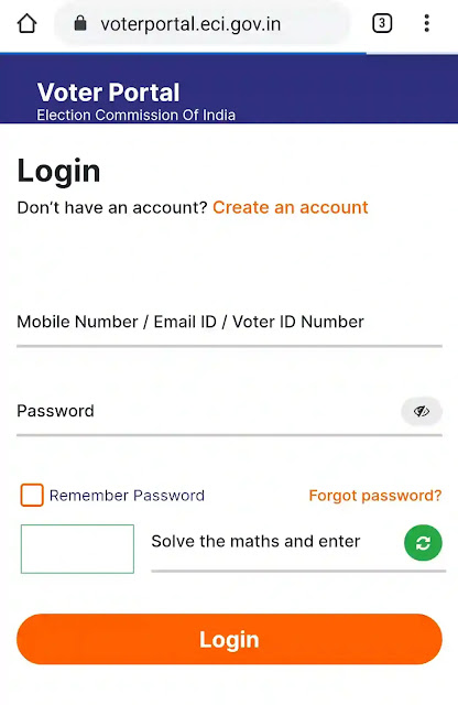 अगर आपके पास वोटर हेल्पलाइन एप नहीं है तो आप आयोग चुनाव आयोग की वेबसाइट पर जाकर अपना मोबाइल नंबर या ईमेल आईडी से लॉगिन करें login करने के बाद आपको डाउनलोड कार्ड  का विकल्प दिखेगा उसके बाद मोबाइल नंबर या वोटर कार्ड नंबर डालकर वोटर आईडी कार्ड पहचान पत्र को पीडीएफ में डाउनलोड कर सकते हैं