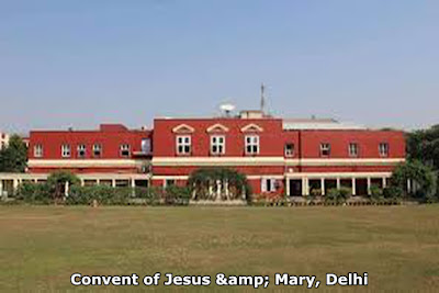 Convent of Jesus & Mary, Delhi