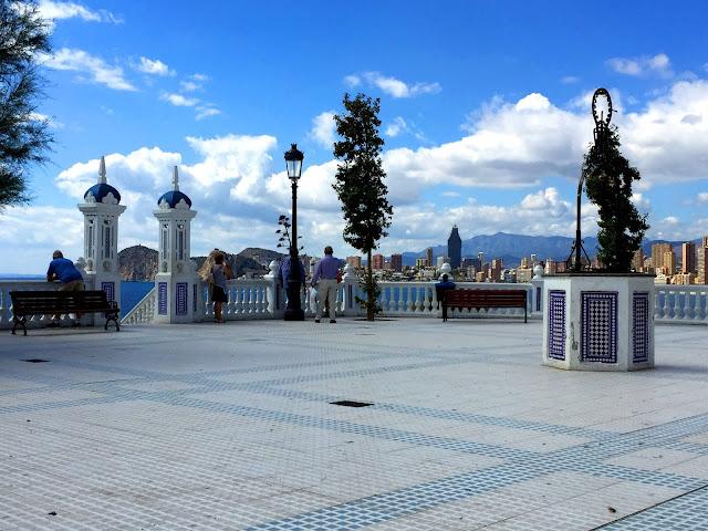 Benidorm, Balkon Morza Śródziemnego