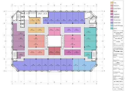 Han Da market map