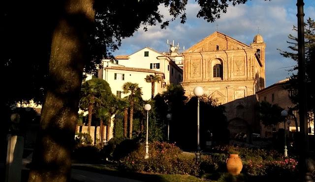 Diario di viaggio a Osimo