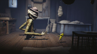 Download Little Nightmares