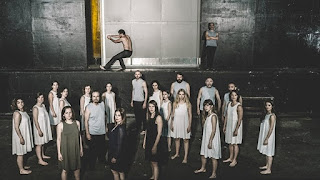 """""""Ορέστης"""" του Ευριπίδη, σε σκηνοθεσία Γιάννη Αναστασάκη."""