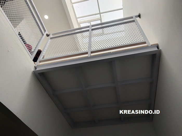 Harga Jasa Pembuatan Mezzanine dan Panggung Besi