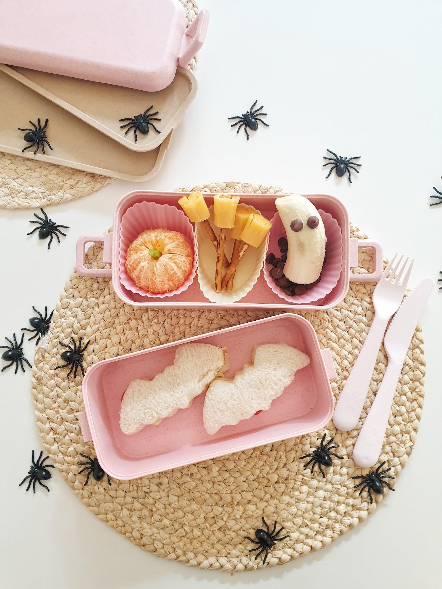 Kids Halloween Lunch Box Ideas