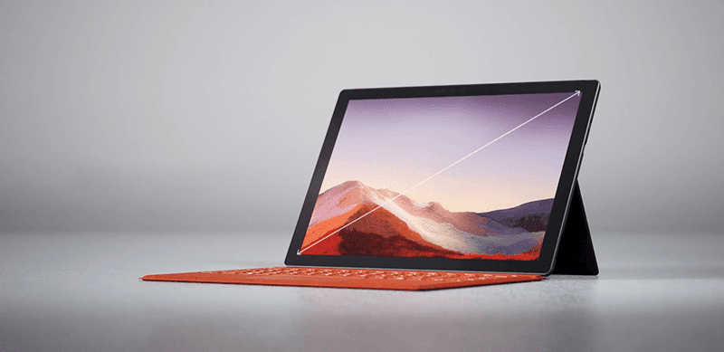 Microsoft Surface Pro 7 now available at Villman