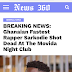 "Ghanaian Rapper's ""Sarkodie"" Death Rumour Blows Up Media"
