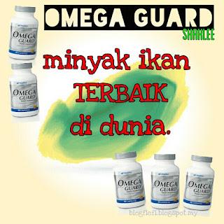 7 Manfaat Omega Guard Yang Dihasilkan dari Ikan Laut Dalam.