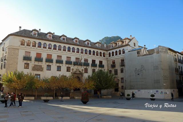 Palacio episcopal de Jaén
