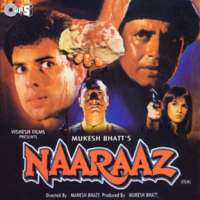 Naaraaz 1994 Hindi 480p HDRip 350mb
