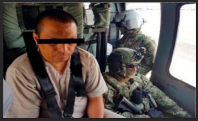 """Enviaron al """"Z-40"""" a dominios de """"El Mencho y el CJNG"""", al Penal Federal en Jalisco"""