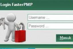 Download Aplikasi Faster PMP Support Dapodik 2018