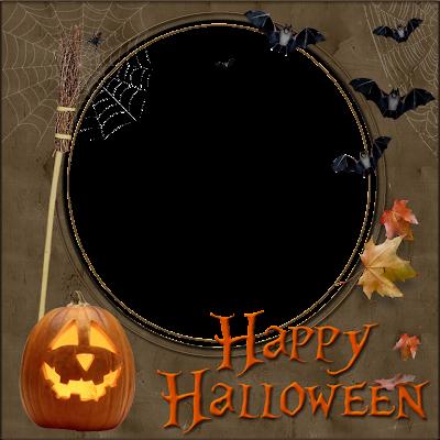 efecto de foto  halloween
