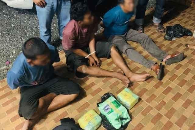 BNNP Jambi Tangkap Pengedar Narkotika yang Dikendalikan dari Lapas Aceh