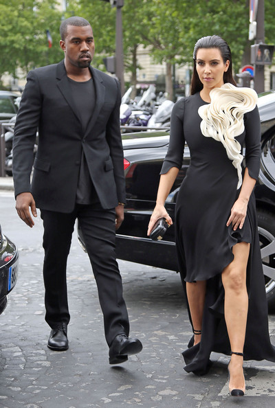 Chivalrous Sophistication: Wardrobe Wednesday: Kanye West