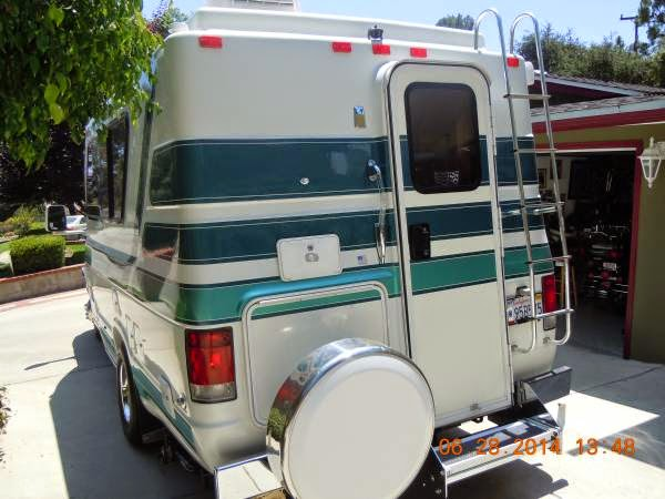 used rvs 2000 chinook concourse 21 ft rv for sale by owner. Black Bedroom Furniture Sets. Home Design Ideas