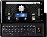Motorola Milestone A853, XT702 Firmware Stock Rom Download