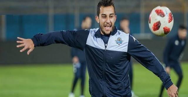 شرط أحمد أيمن منصور للعب للزمالك