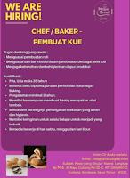 Bursa Kerja Surabaya di Welzen Bread Juni 2021
