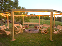 Tips For Building an Outdoor Fire Pit Swings