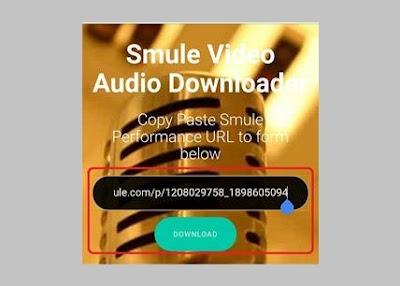 cara download smule tanpa aplikasi