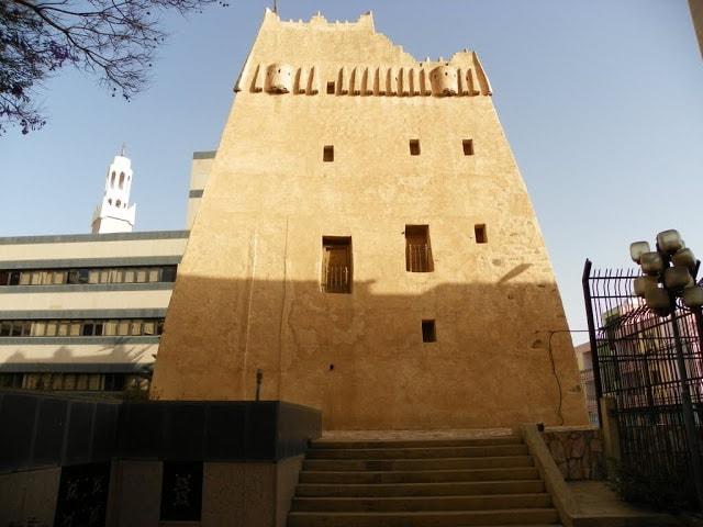قصر شدا التاريخي