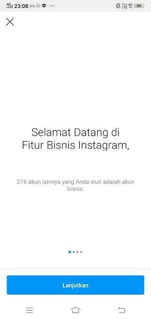 Cara Membuat Akun Bisnis Instagram