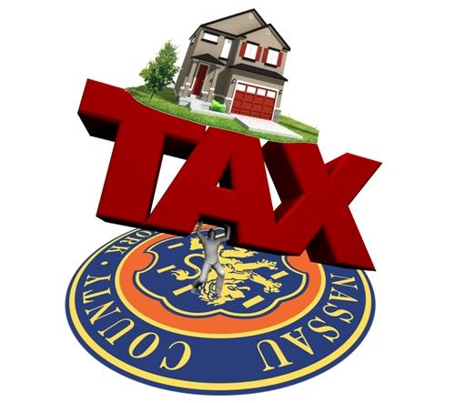 Nassau Property Tax Reduction