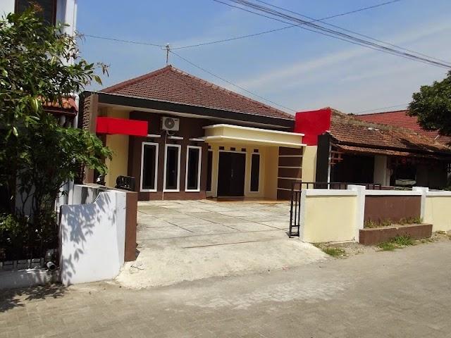 Rumah Sawitsari Dekat UGM