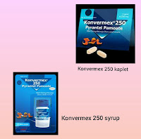 konvermex 250 mg