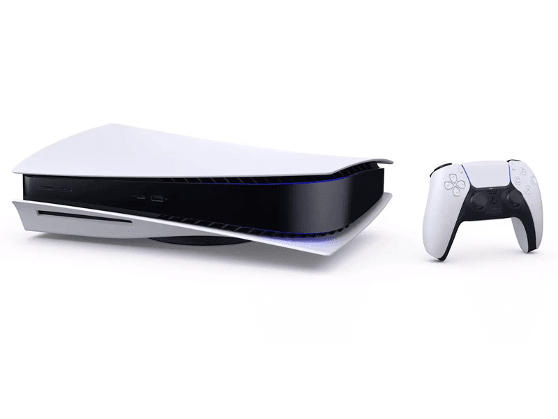 Sony Playstation 5 hardware design and Digital Edition without Blu-ray drive now official!