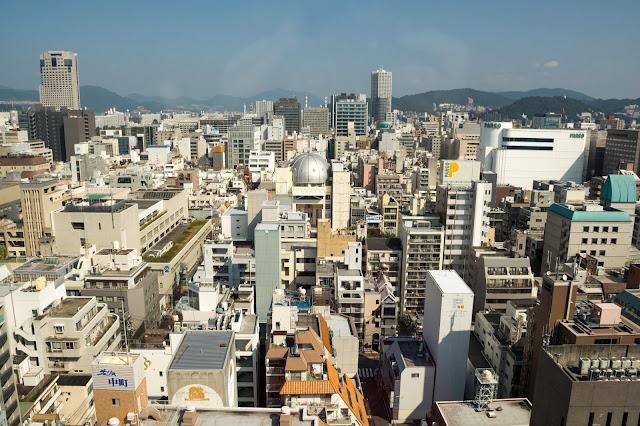 Japonsko, cestování, Hirošima,