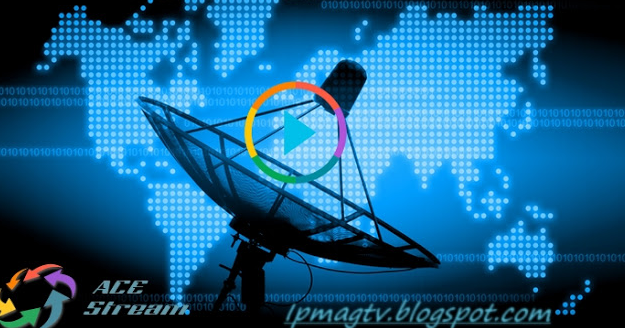 Ace Stream all world iptv more than 700 channels playlist