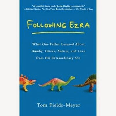 Book Cover of Following Ezra