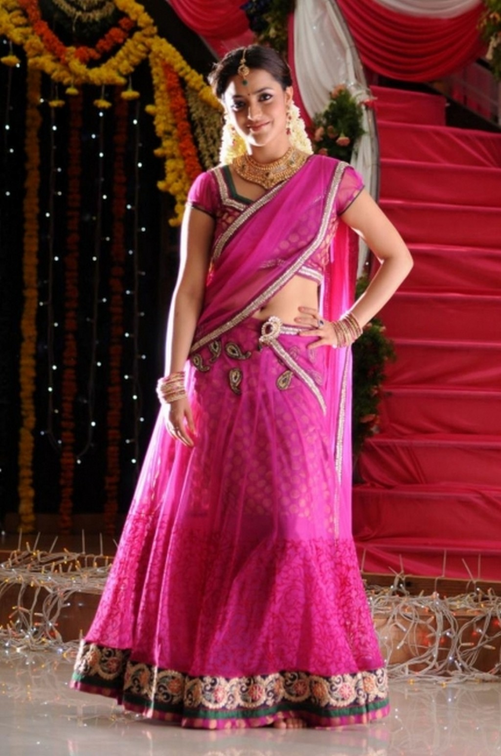 Nisha Agarwal navel, Nisha Agarwal in transparent dress