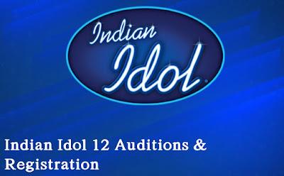SonyLiv Indian Idol 12 Online Audition