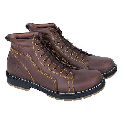 Sepatu Boot Pria Catenzo FS 015