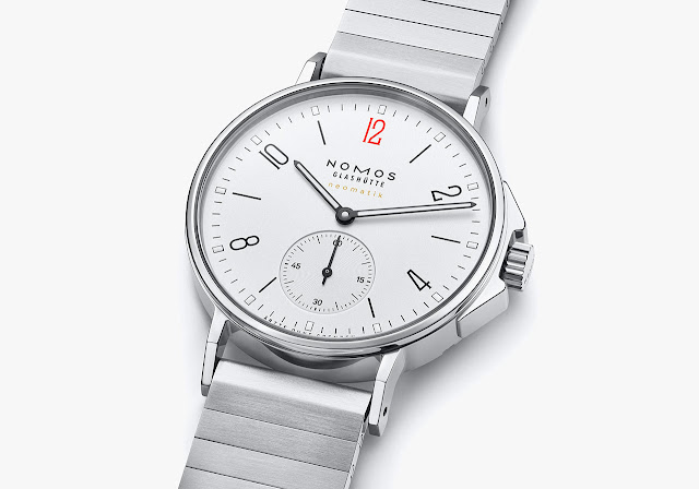Nomos Glashuette Ahoi neomatik 560.S1 Doctors Without Borders Limited Edition