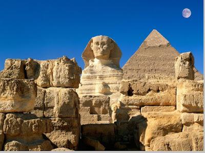 Seni patung Mesir - pustakapengetahuan.com