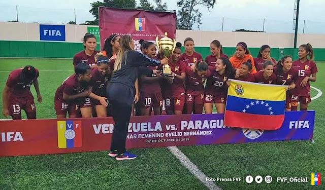 APURE: Vinotinto Sub-20 jugó  con dos apureñas; la Capitana Yerliane Moreno y la debutante Diana Álvarez.