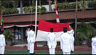 POLWAN GO TO SCHOOL MAN 12 Jakarta Barat