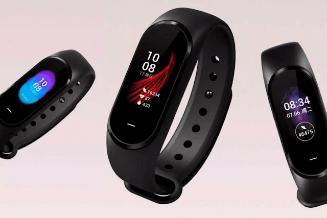 The new smartwatch Xiaomi Mi Band 4 on June 11, New Poster Confirms