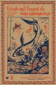 Veinte mil leguas de viaje submarino – Julio Verne