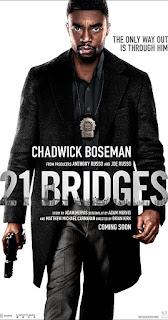 21 Bridges 2019 Dual Audio Hindi 480p
