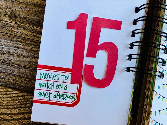 #30lists #30 Days of Lists #junk journal #mini book #handmade journal #journal #scrapbook #printable