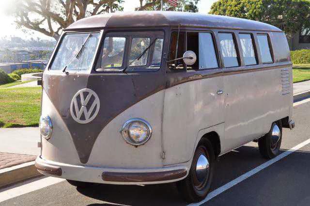 1955 Barndoor Standard Microbus | VW Bus