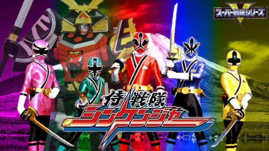 Samurai Sentai Shinkenger- Samurai Sentai Shinkenger