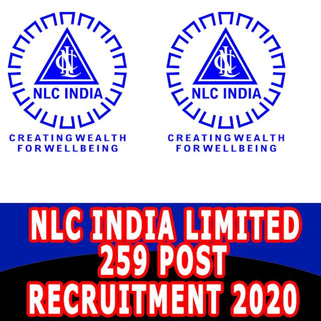NLC Recruitment 2020